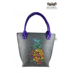 Torebka młodzieżowa - Ananas